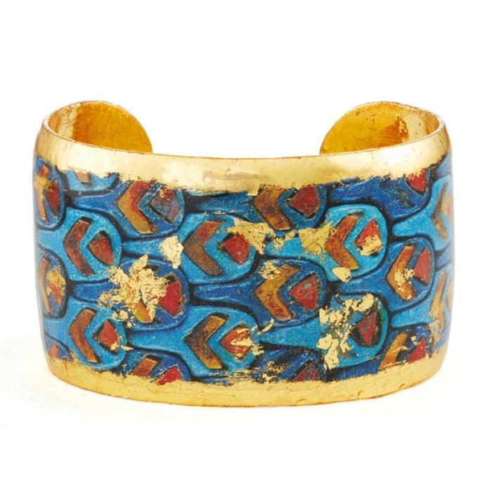 Valley of the Kings Cuff - AC168-Evocateur-Renee Taylor Gallery
