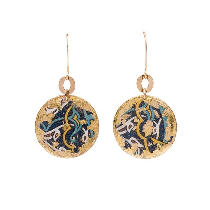 Sardinia Earrings - AC403-Evocateur-Renee Taylor Gallery
