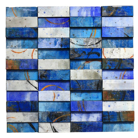 """According to Plan II""-Cheryl Martin-Renee Taylor Gallery"