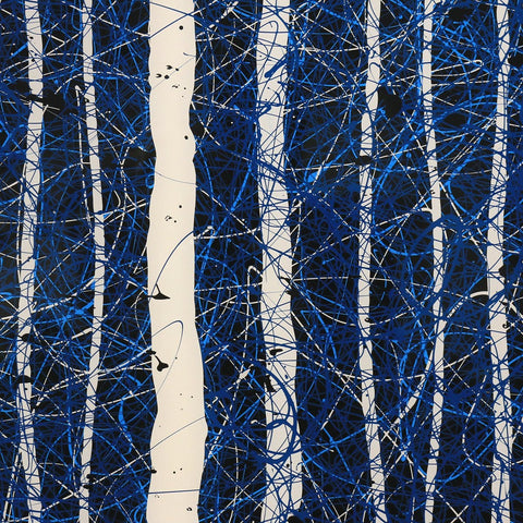 """Aspen Dream""-Daniel Lager-Renee Taylor Gallery"