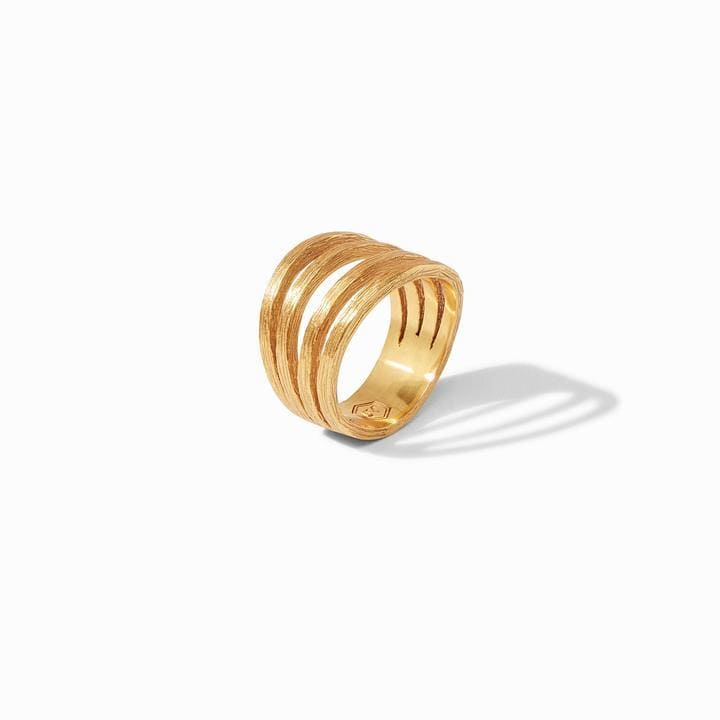 Aspen Gold Ring - R154G-Julie Vos-Renee Taylor Gallery