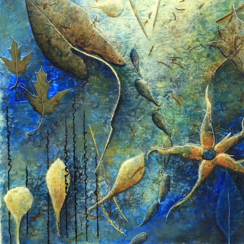 """Aware II""-Kim Walker-Renee Taylor Gallery"