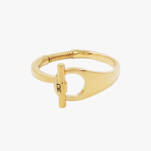 Gold Plated Bracelet - B0099 ORO-CXC-Renee Taylor Gallery
