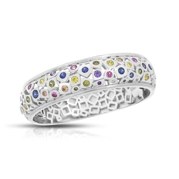Byzantine Multicolor Bangle-Belle Etoile-Renee Taylor Gallery