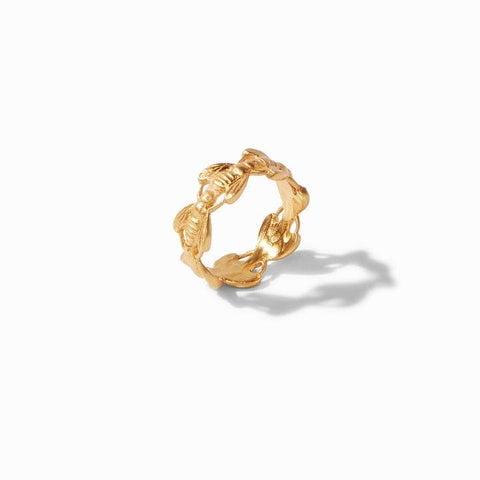 Bee Stacking Ring (Set of 2) - BEESET-Julie Vos-Renee Taylor Gallery