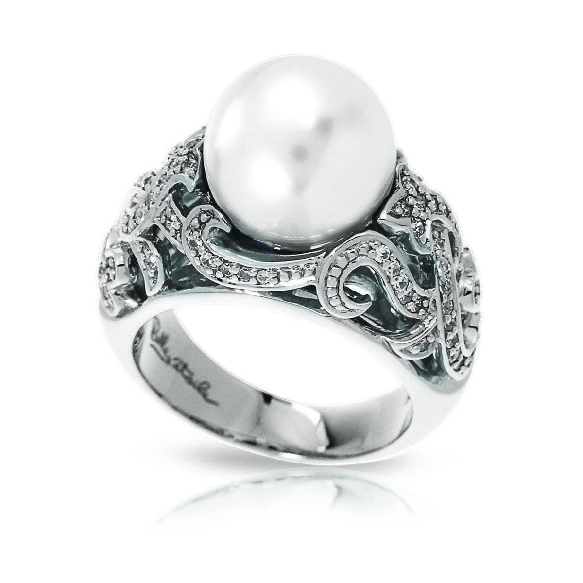 Fiona White Ring