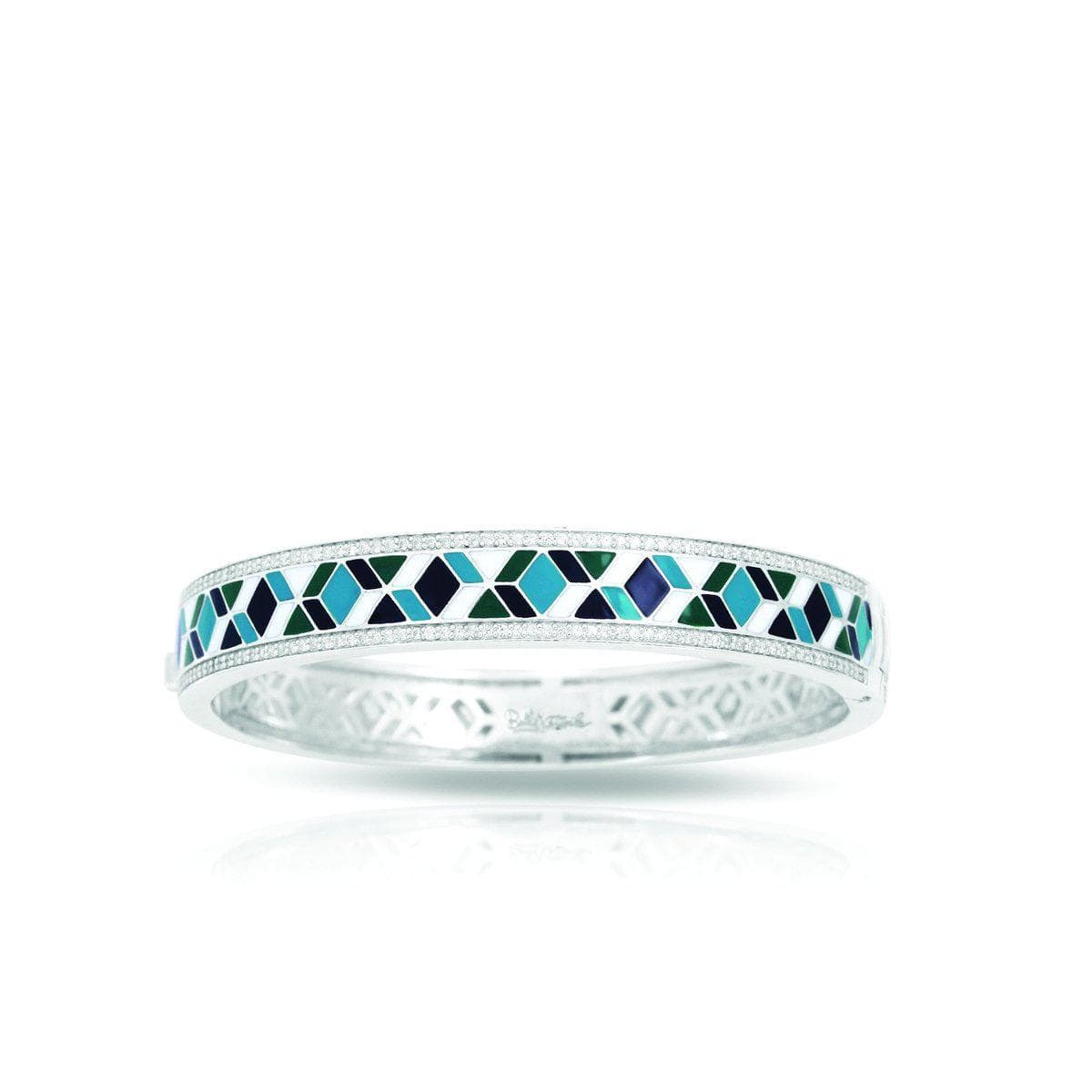 Forma Blue Bangle-Belle Etoile-Renee Taylor Gallery