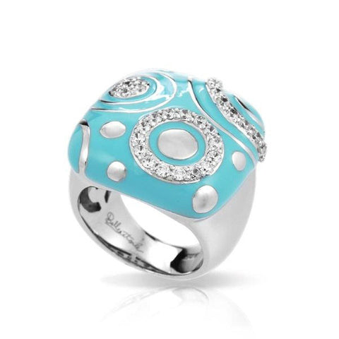 Galaxy Turquoise Ring-Belle Etoile-Renee Taylor Gallery