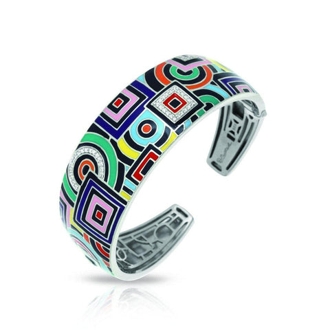 Geometrica Multi Bangle-Belle Etoile-Renee Taylor Gallery