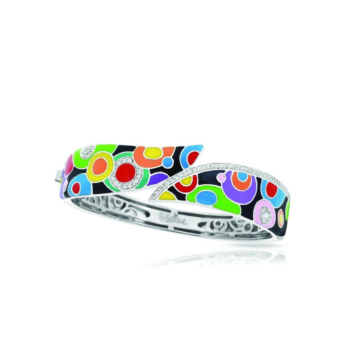Groovy Multi Bangle