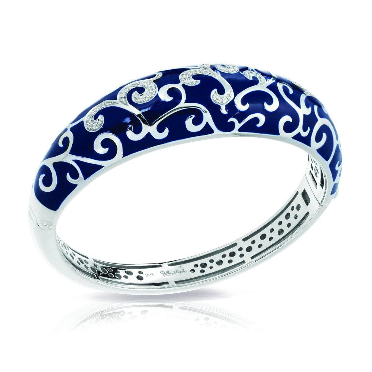 Royale Blue Bangle-Belle Etoile-Renee Taylor Gallery
