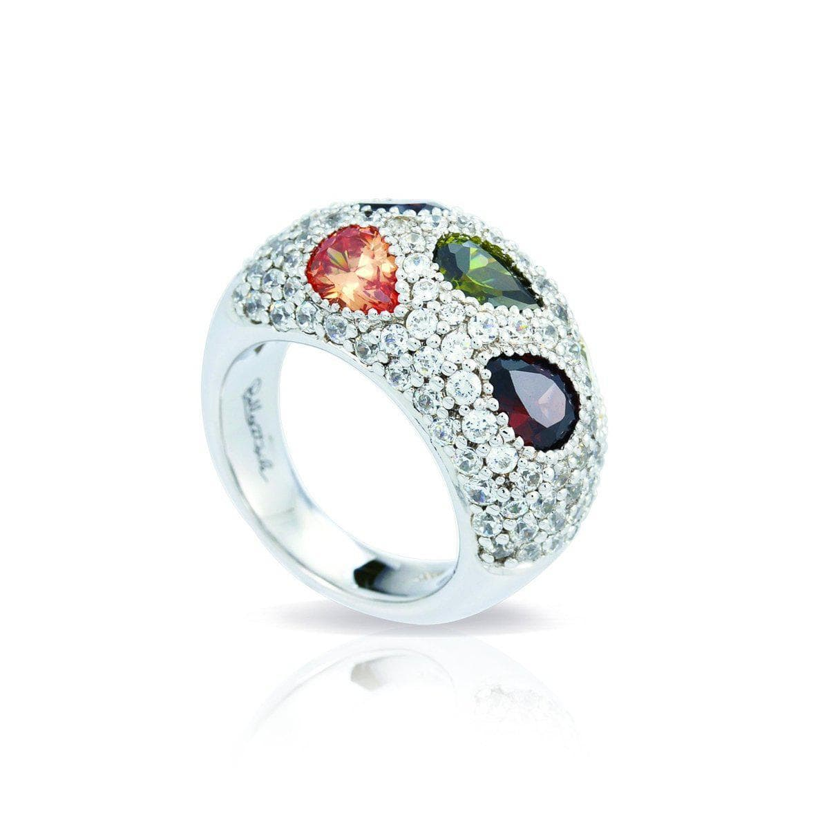 Sophia Multi Ring-Belle Etoile-Renee Taylor Gallery