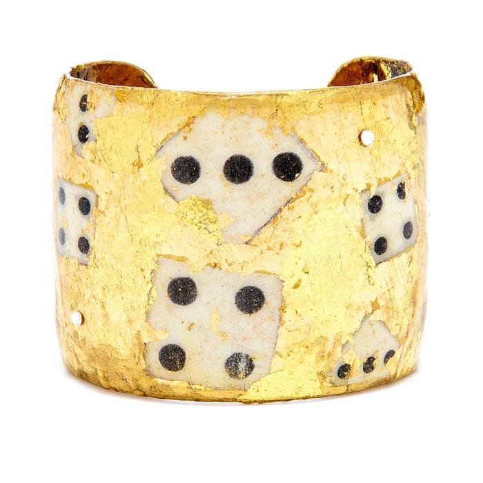 Lucky 7 Cuff - CR107-Evocateur-Renee Taylor Gallery