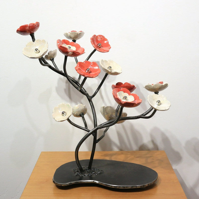 """Dogwood Dream""-Jutta Golas-Renee Taylor Gallery"