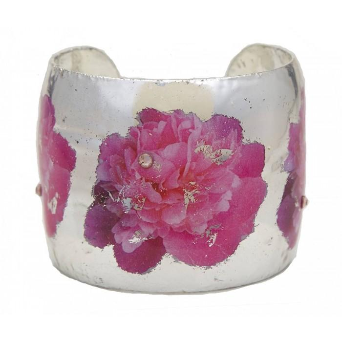 Peony Cuff - GN158-Evocateur-Renee Taylor Gallery
