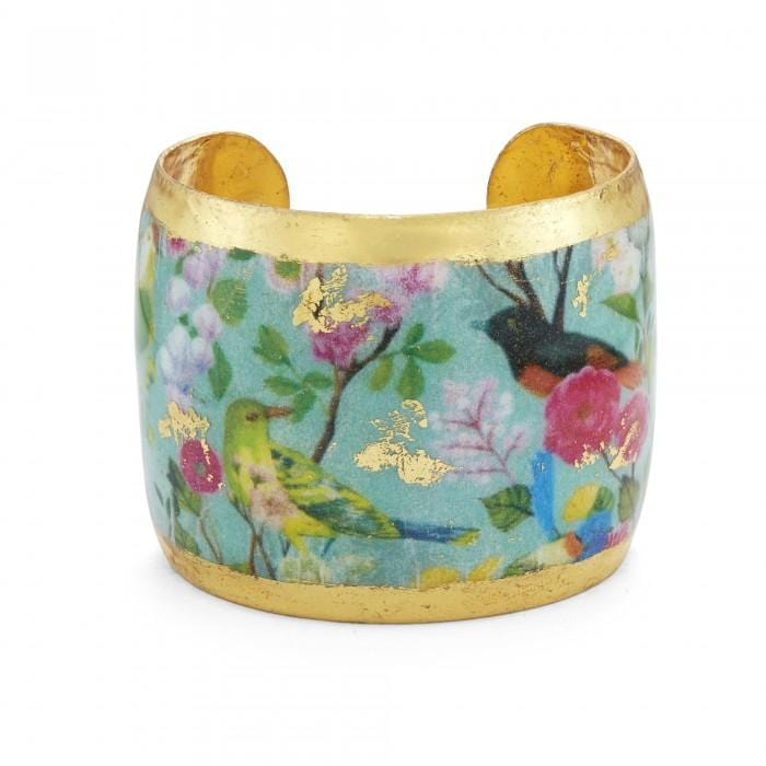 Bird Party Cuff - GN191-Evocateur-Renee Taylor Gallery