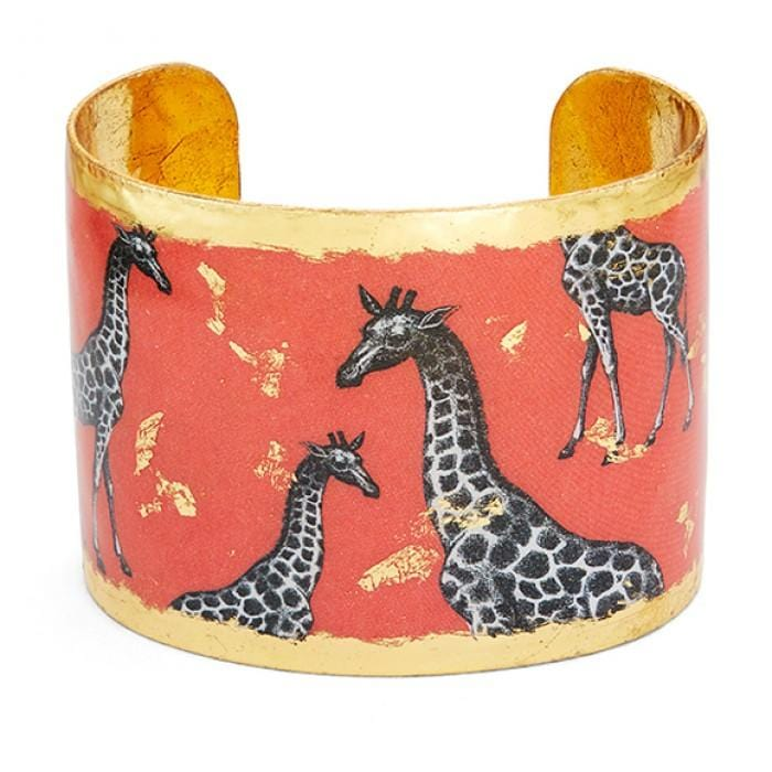 Giraffe Dreams Cuff - HS154-Evocateur-Renee Taylor Gallery