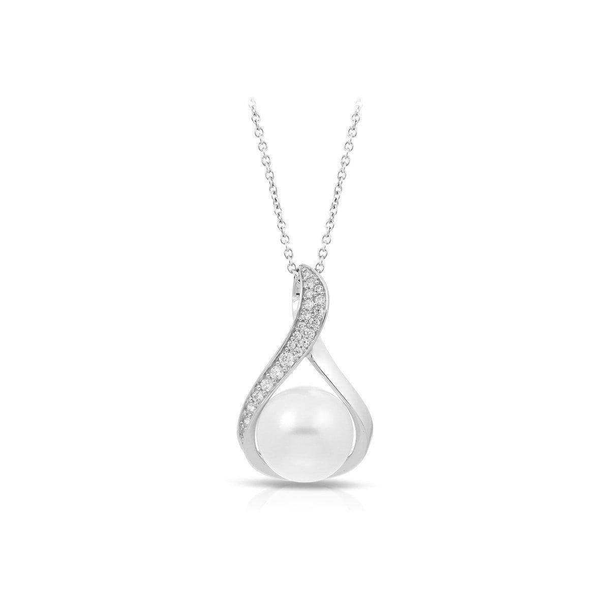 Liliana White Pendant