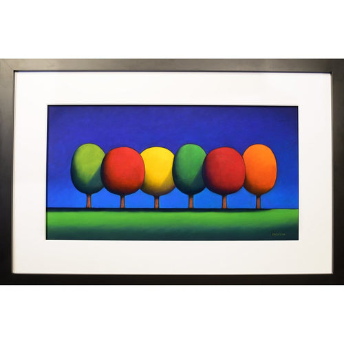 """Lollipop Trees""-Christopher Jackson-Renee Taylor Gallery"
