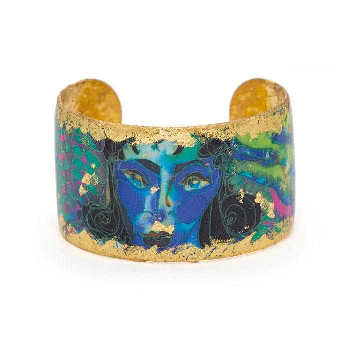 Atlantis Queen Cuff - MG109-Evocateur-Renee Taylor Gallery