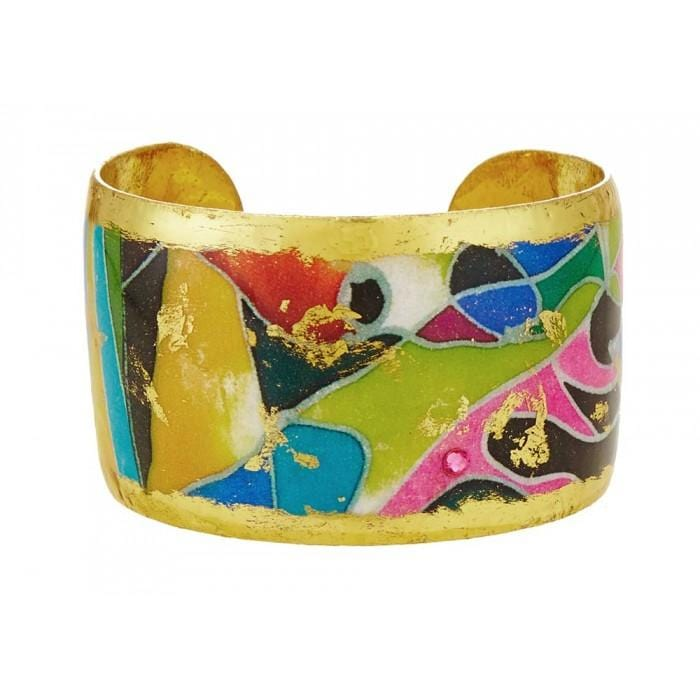 "Key West 1.5"" Cuff - MG146-Evocateur-Renee Taylor Gallery"
