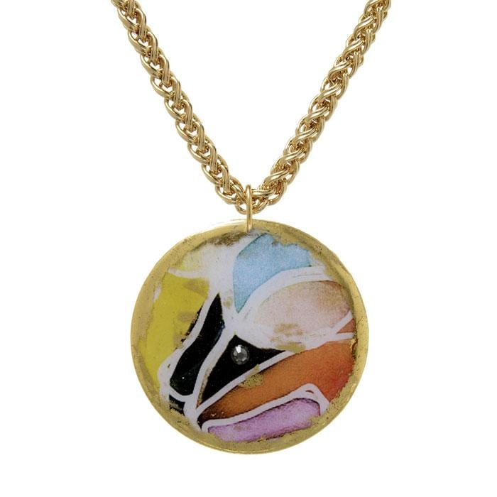 Charleston Pendant - MG222-Evocateur-Renee Taylor Gallery