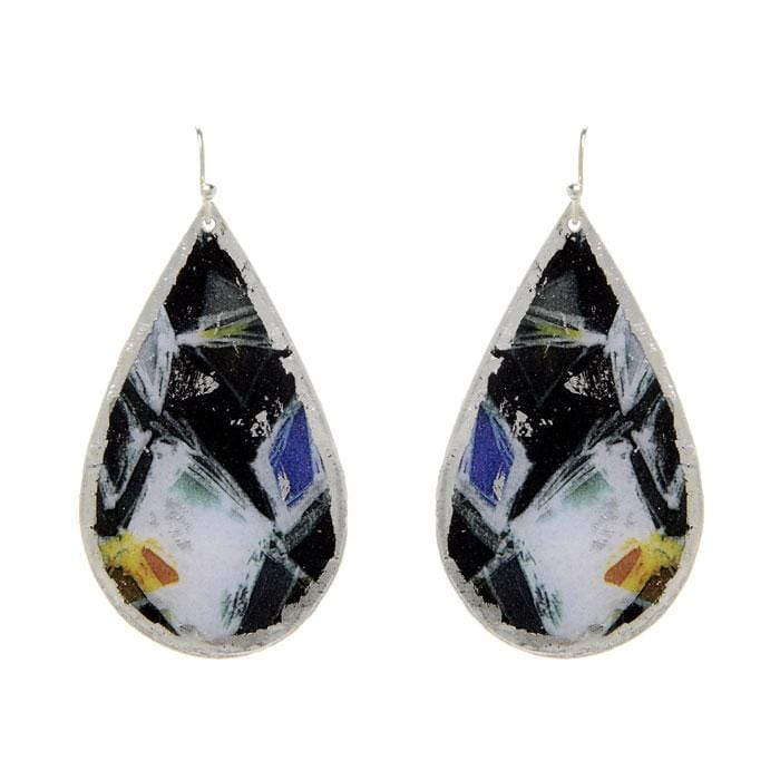 Brooklyn Teardrop Earrings - MG419-Evocateur-Renee Taylor Gallery