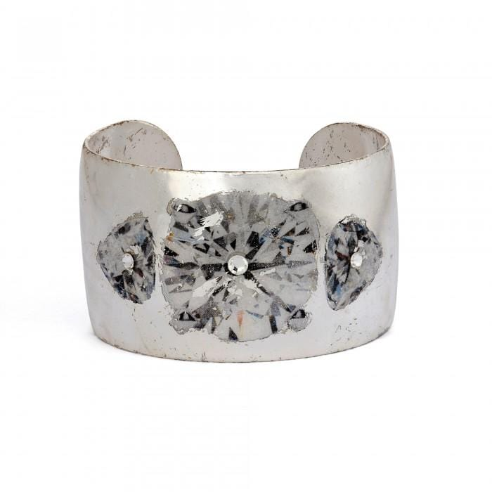 Trillion Cuff - MI102-5S-Evocateur-Renee Taylor Gallery
