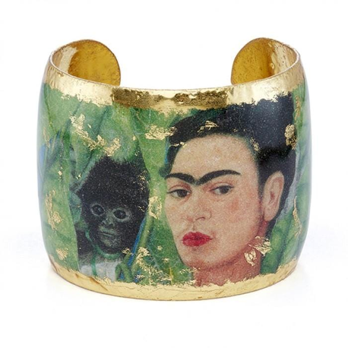 Frida Cuff - MU147-Evocateur-Renee Taylor Gallery