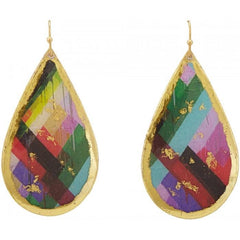 Whitney Teardrop Earrings - MU408-Evocateur-Renee Taylor Gallery