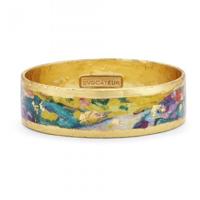 Primavera Bangle - MU505-Evocateur-Renee Taylor Gallery