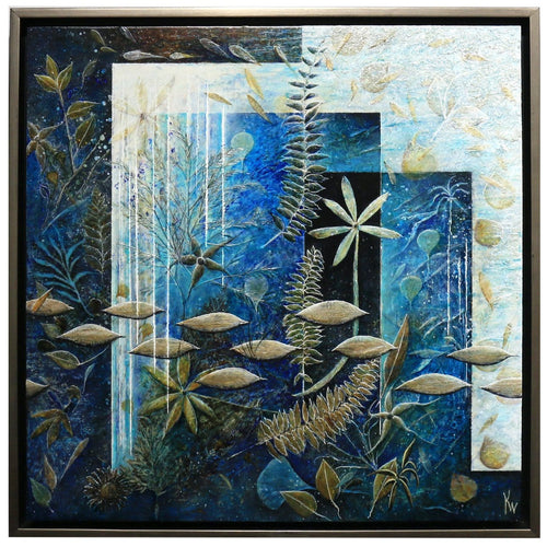 """Neutral Buoyancy""-Kim Walker-Renee Taylor Gallery"