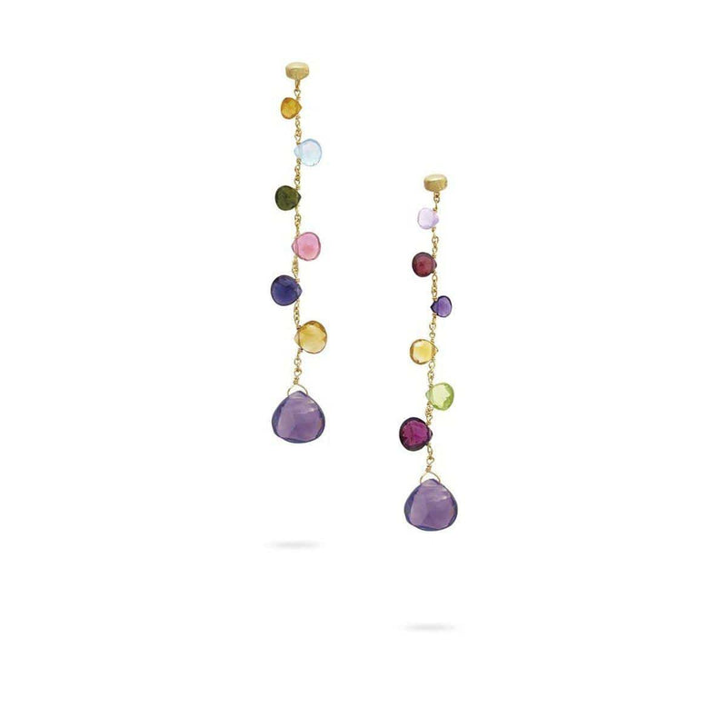 18K Paradise Earrings - OB1564 MIX02S Y-Marco Bicego-Renee Taylor Gallery