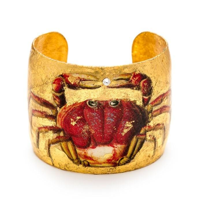Crab Cuff - OC118-Evocateur-Renee Taylor Gallery