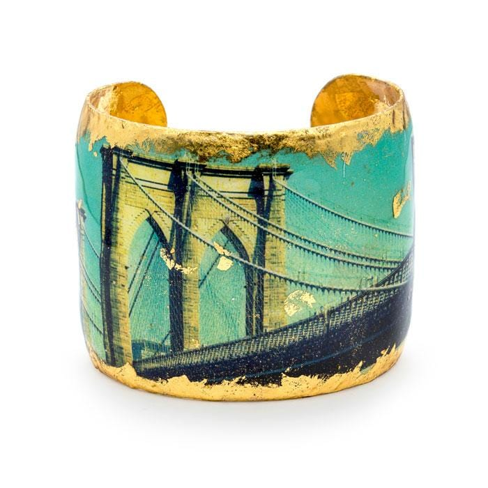 London Bridge Cuff - OT133-Evocateur-Renee Taylor Gallery