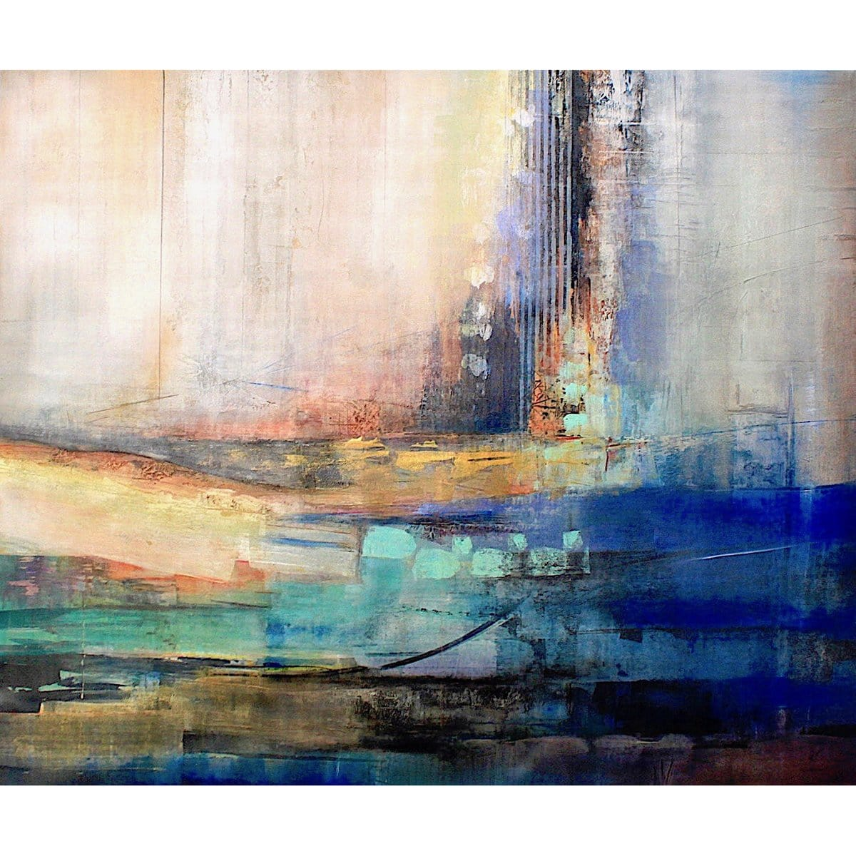"""Paradigm Shift""-Nancy Ngo-Renee Taylor Gallery"