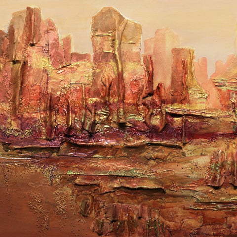"""Sedona""-Jan Sitts-Renee Taylor Gallery"