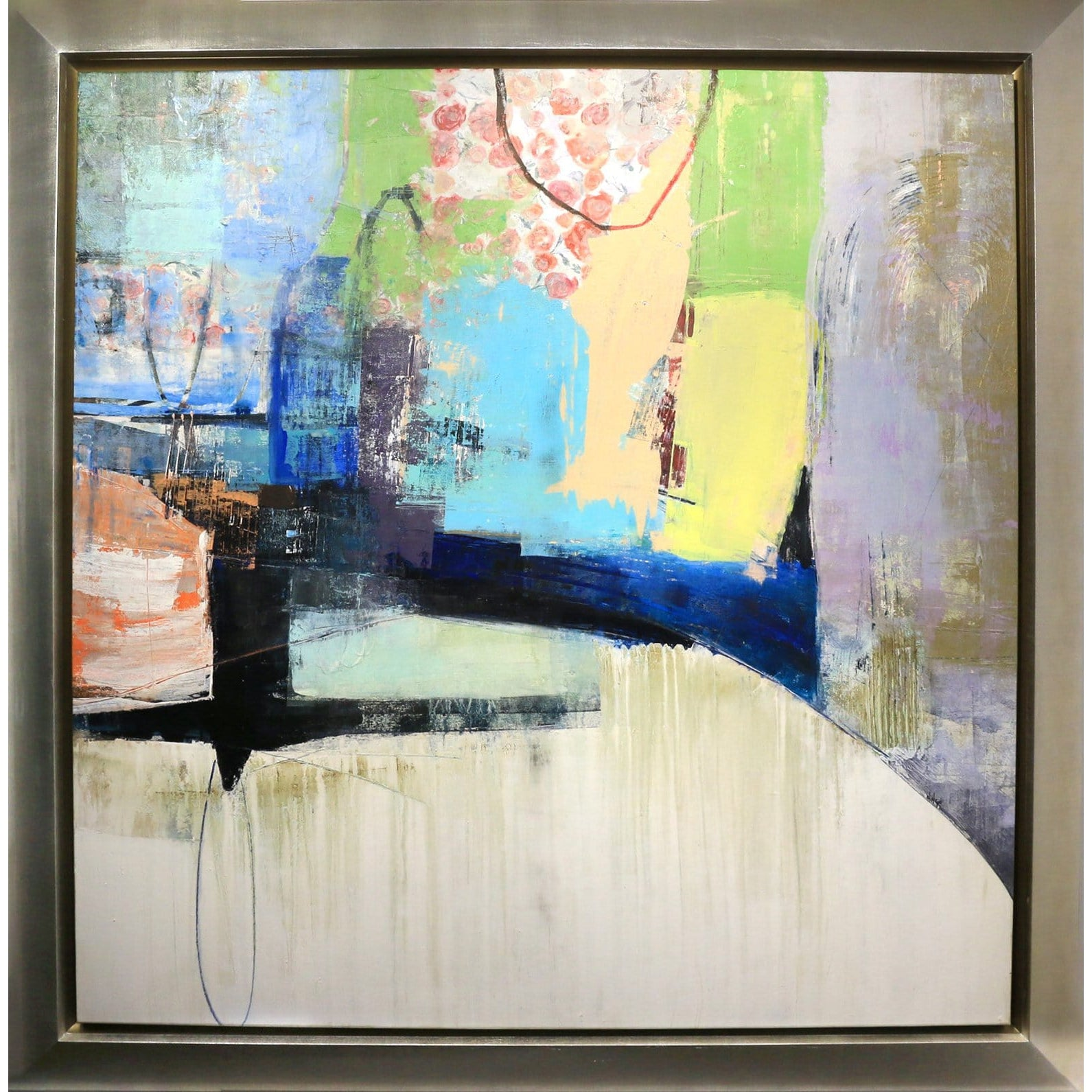 """Springboard""-Nancy Ngo-Renee Taylor Gallery"