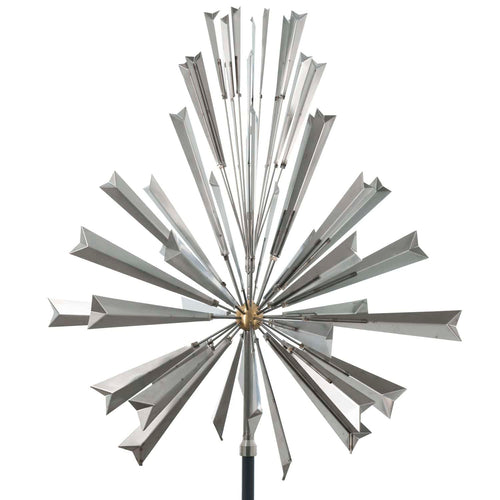 Supernova - Stainless Steel-Lyman Whitaker-Renee Taylor Gallery