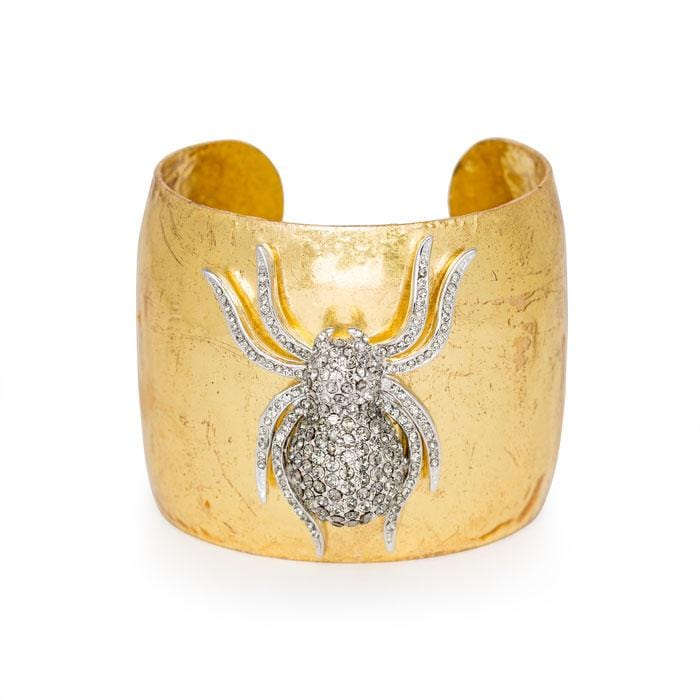 Vintage Spider Cuff - TPG7-Evocateur-Renee Taylor Gallery