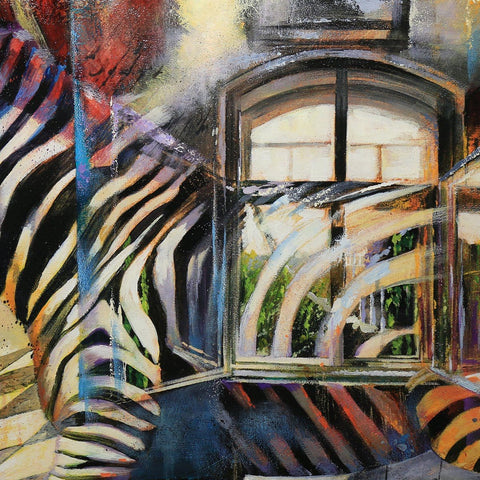 """Through the Glass Darkly""-John & Elli Milan-Renee Taylor Gallery"