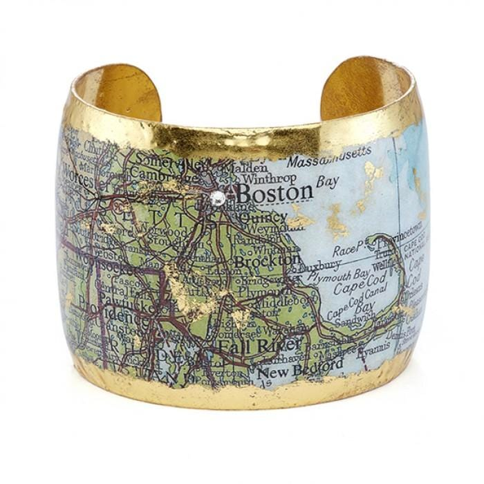 Boston/Cape Cod Cuff - VO1082-Evocateur-Renee Taylor Gallery