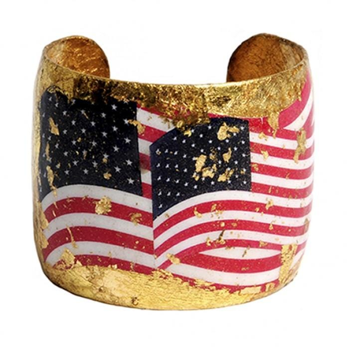 Ol' Glory Cuff - VO109-Evocateur-Renee Taylor Gallery