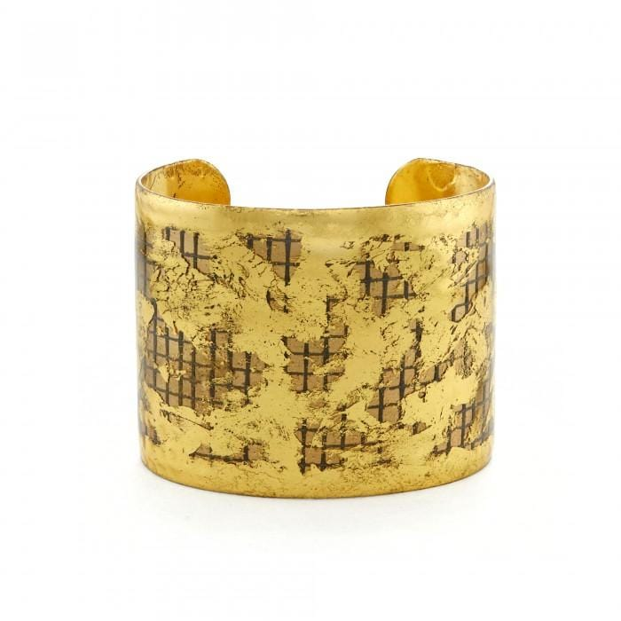 Denmark Cuff - VO1115-Evocateur-Renee Taylor Gallery