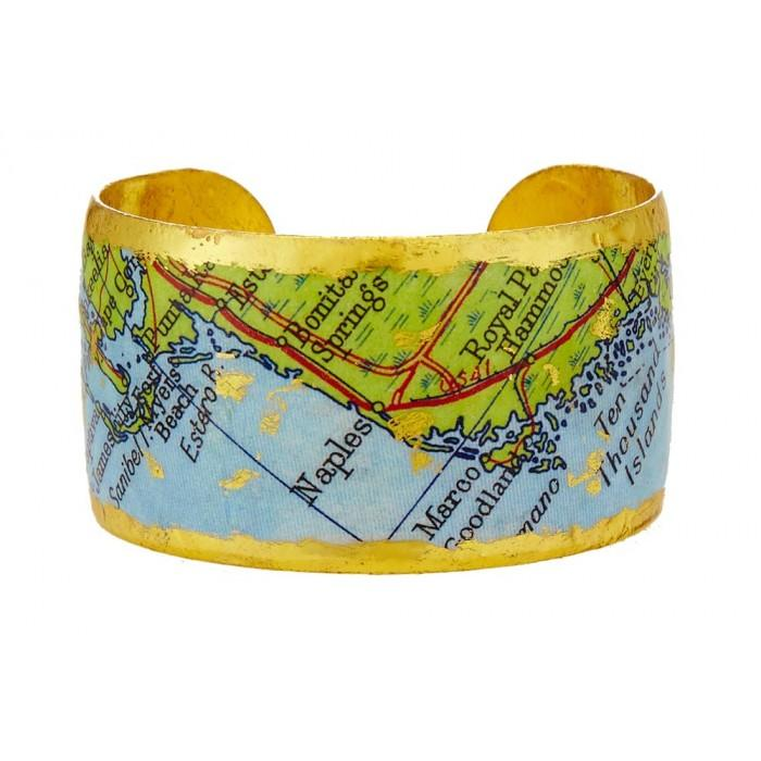 Naples Florida Cuff - VO189-Evocateur-Renee Taylor Gallery