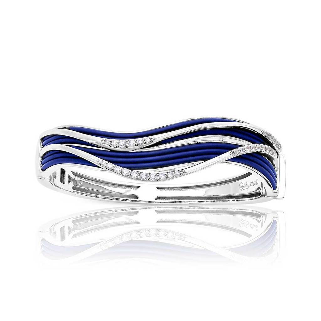 Venti Blue Bangle-Belle Etoile-Renee Taylor Gallery