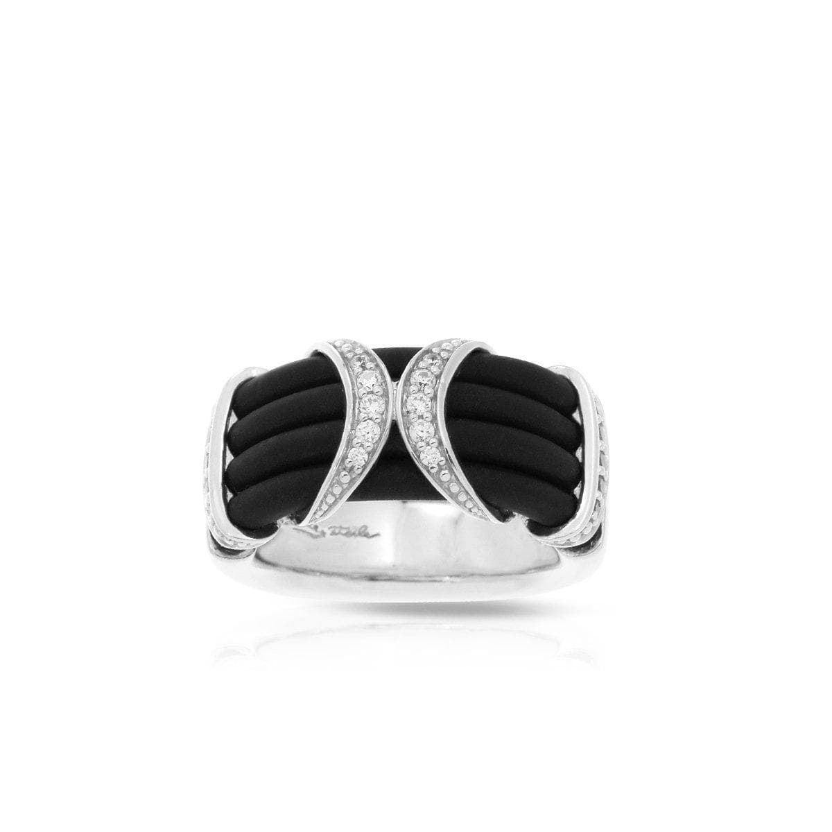 Xena Black Ring-Belle Etoile-Renee Taylor Gallery