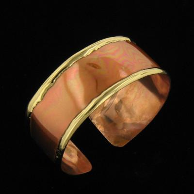 B011 Cuff-Creative Copper-Renee Taylor Gallery