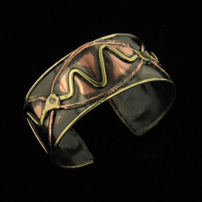 B014 Cuff-Creative Copper-Renee Taylor Gallery