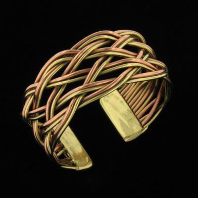 B034bc Cuff-Creative Copper-Renee Taylor Gallery
